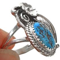 Navajo Turquoise Ladies Ring 24398