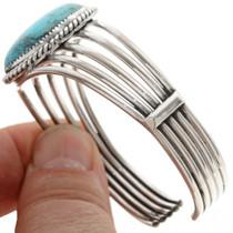 Navajo Turquoise Bracelet 22107