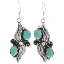 Turquoise Southwest Earrings 25868