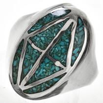 Native American Mens Ring 25520