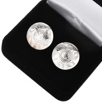 Navajo Traditional Cuff Links