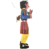 Wall Ornament Kachina Doll