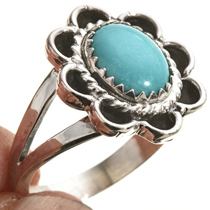 Sterling Southwest Ladies Ring 28667