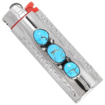 Navajo Turquoise Lighter Case 23062