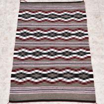 Navajo Crystal Wool Rug Ganado Colors 29296
