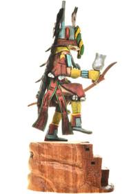 Milton Howard Hopi Kachina Doll 27556