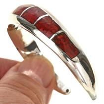 Coral Sterling Bracelet 29657