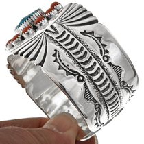 Big Boy Navajo Mens Bracelet 25712