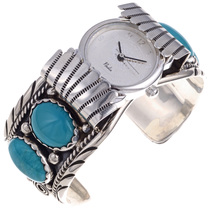 Turquoise Watch Cuff 24519