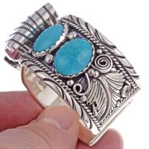 Turquoise Ladies Watch Bracelet 24519