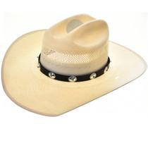 Native American Kingman Turquoise Hatband 22096