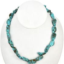 Spiderweb Turquoise Magnesite Nuggets 30880