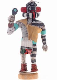 Left Handed Hopi Kachina Doll 23138