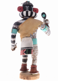 Vintage Kachina Doll 23138