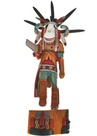 White Ogre Kachina Doll 28728