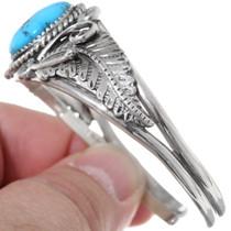 Navajo Silver Cuff Bracelet 26748