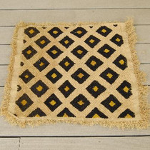 Ojibwe Basketweave Rug 19664