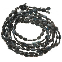 10mm x 14mm Kyanite Beads 16 inch Long Strand
