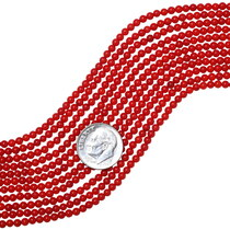Bamboo Coral Beads 25576