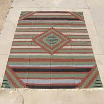 Indian Wool Rug 25130
