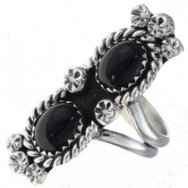 Onyx Ladies Ring 24686