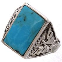 Native American Thunderbird Mens Ring 25495