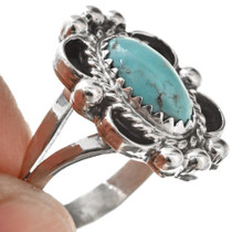 Blue Kingman Turquoise Ring 26885