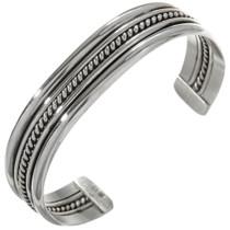 Navajo Twist Cuff Bracelet 12895