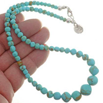Turquoise Southwest Beaded Necklace 26539
