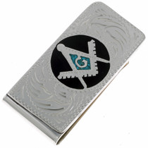 Freemason Money Clip 21269