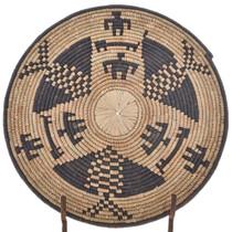 Southwest Decor Basket Tray 34165