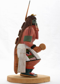 Red Beard Kachina Doll 24241