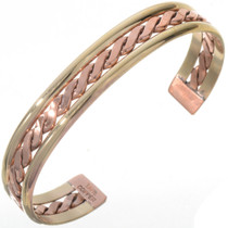 Copper Wire Gold Bracelet 28397