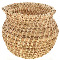 Papago Olla Basket Wheat Stitch 22550