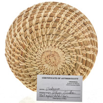Native American Southwest Indian Basket 22550