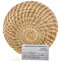 Native American Southwest Indian Basket 22550