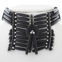Apache Style Bone Choker 25458