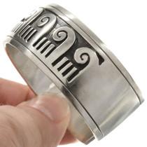 Southwest Sterling Bracelet Cuff 27723