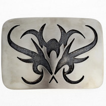 Tribal Belt Buckle 223658