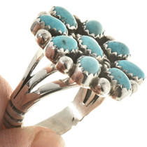 Traditional Native American Cluster Ring 28773