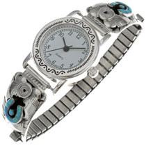 Inlaid Opal Ladies Watch 24476