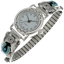Inlaid Opal Ladies Watch 24476