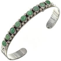 Ruby Zoisite Navajo Row Bracelet 29230