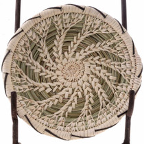 Indian Handwoven Basket 22879