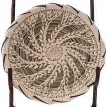 Indian Handwoven Basket 22879