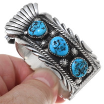 Kingman Turquoise Watch Bracelet 23380
