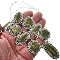 Navajo Genuine Turquoise Jewelry 15019