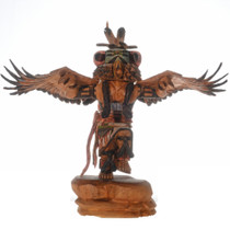 Eagle Dancer Kachina Doll 28408