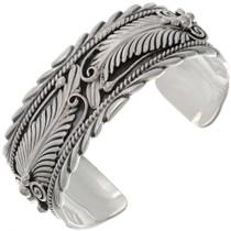 Sterling Silver Navajo Bracelet 22950