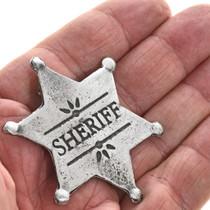 Western Law Enforcement Badge 29008